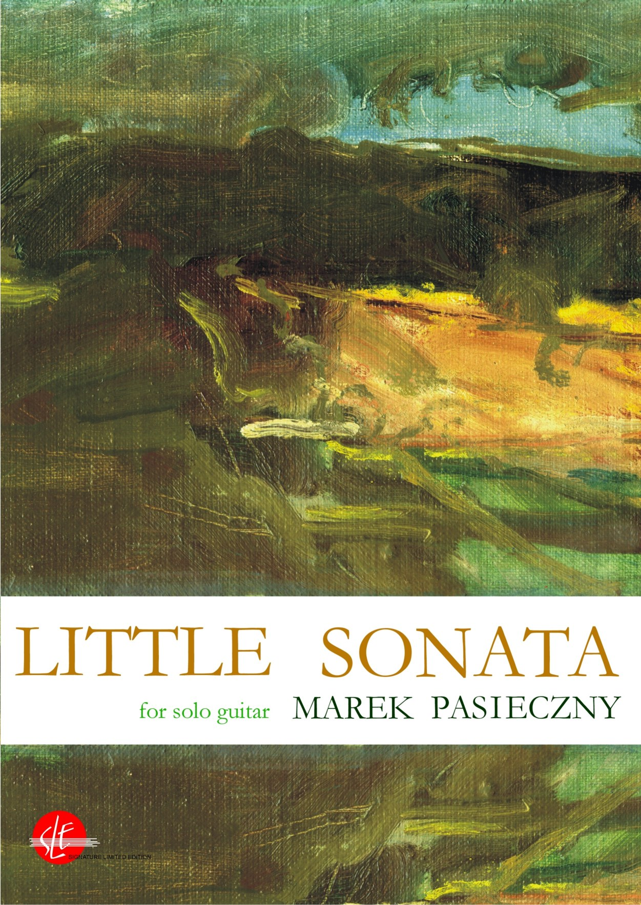 little sonata by marek pasieczny (cover)